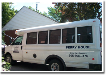 Perry House Transportation